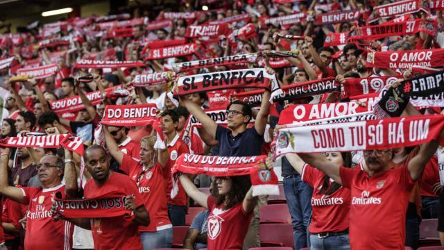 Benfica explorou a nova regra do tiro de meta