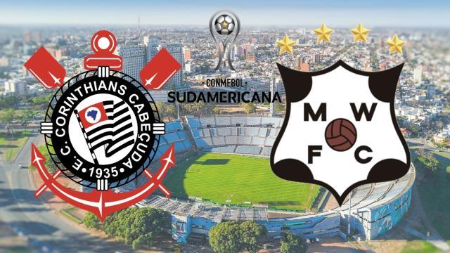 Wanderers x Corinthians: transmissão ao vivo no DAZN, nesta quinta (1°)