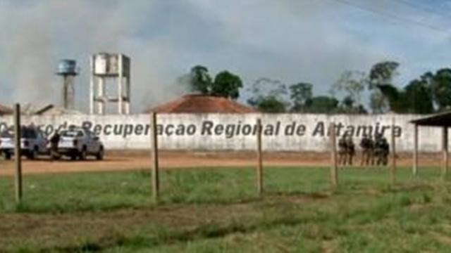 Presos que participaram do massacre de Altamira são mortos durante transferência