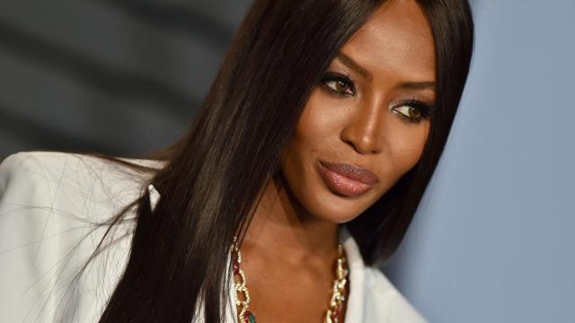 Naomi Campbell fue víctima de racismo en un hotel francés que la vetó por ser negra