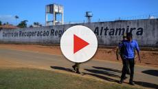 Voluntárias amparam familiares de detentos de Altamira (PA)