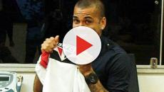 Daniel Alves é o novo reforço do São Paulo