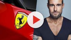 Ferrari querela lo stilista Plein e lui incalza: 'Brucio le mie auto'