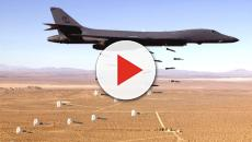 USAF confirms problems with B-1 Bombers, also teams with Northrop Grumman