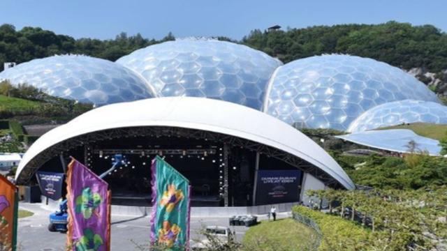 Eden Project: nel cuore della Cornovaglia, ideale per una vacanza con bambini