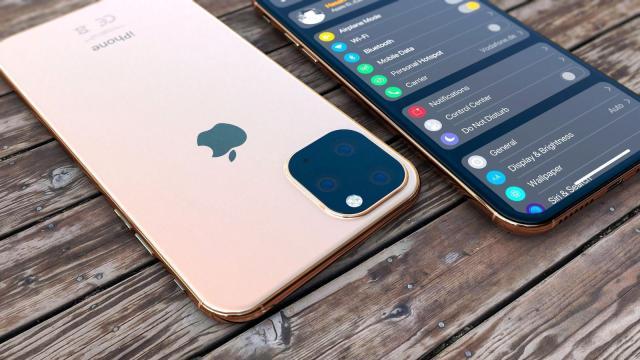 El rumor más significativo del futuro iPhone 11, la cámara de 3 lentes