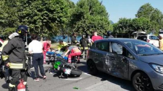 Calabria: 28enne muore in moto in uno scontro con un'auto