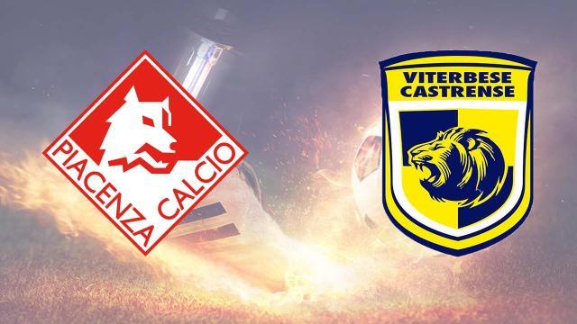 Coppa Itala: Piacenza-Viterbese: domenica 4 agosto alle 18:00