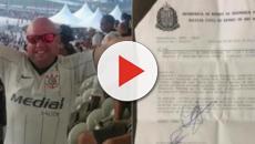 Corinthiano é preso após criticar Bolsonaro em estádio