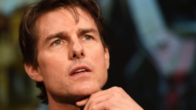 Tom Cruise non può vedere sua figlia
