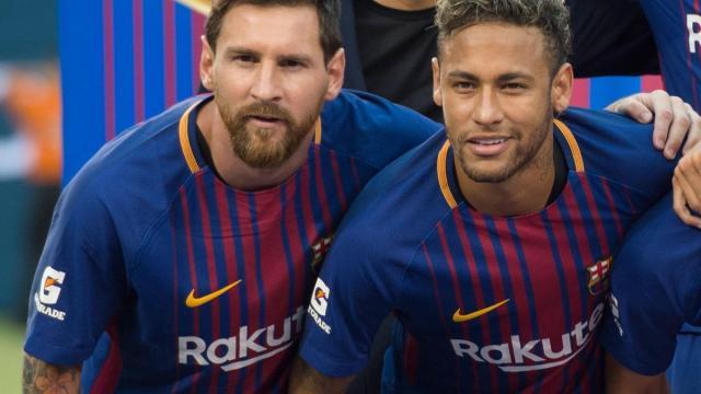 Mercato PSG : Lionel Messi 'met le paquet' pour Neymar