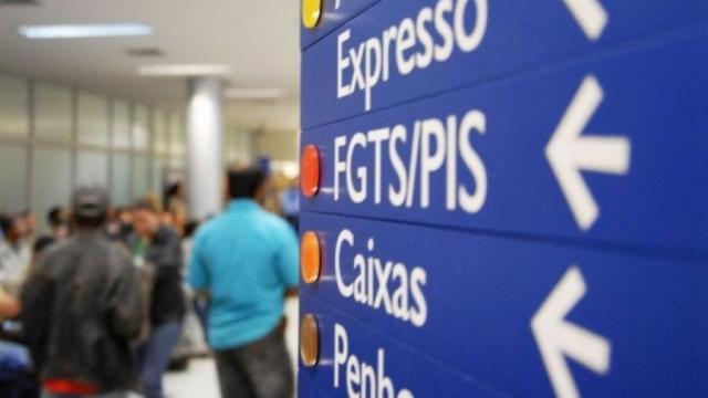 Caixa divulga calendário para saque das contas ativas e inativas do FGTS