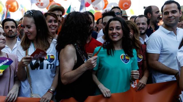 La Fiscalía abre diligencias debido a denuncias de Ciudadanos por sucesos en el Orgullo
