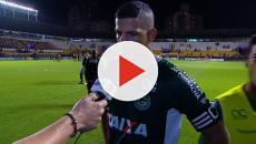 Lucão se apresenta no CT e depende de exames para ser anunciado pelo Fluminense