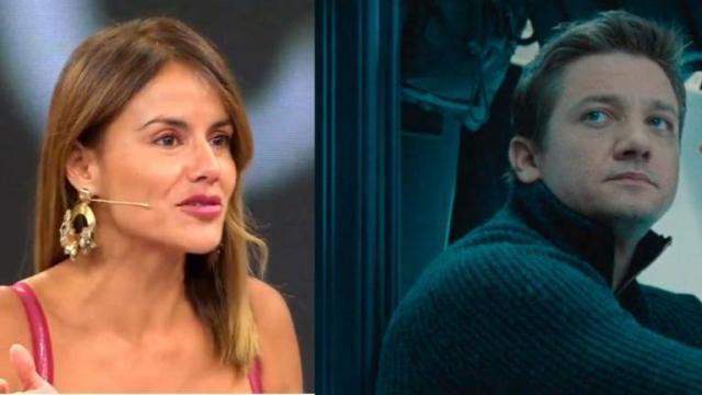 Mónica Hoyos y el Avenger Jeremy Renner son más que amigos, según Aurelio Manzano