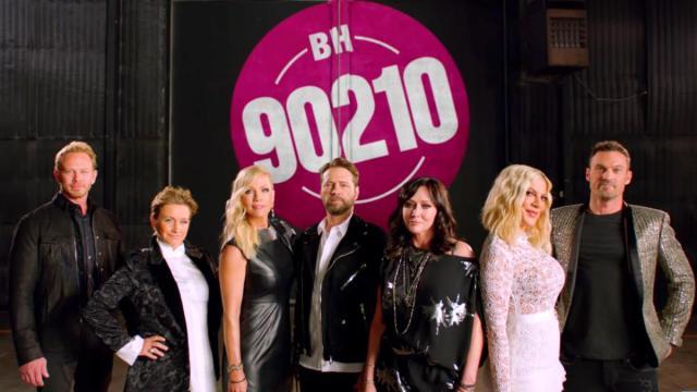 BH90210 in onda stasera 7 agosto in America