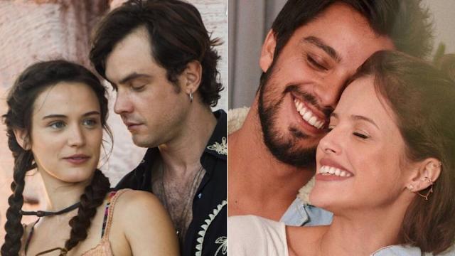 Casais de famosos que saíram das novelas para a vida real