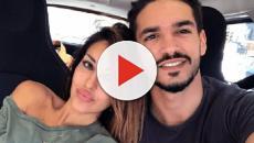 Rosa Perrotta pubblica su Instagram la prima foto del suo bambino