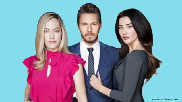 'B&B' Steffy faces heartbreak after baby Phoebe leaves as baby Beth