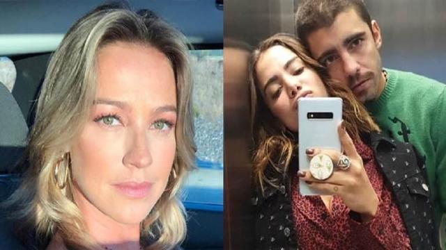 Luana Piovani diz que descobriu 'picanha' após fim do casamento com Pedro Scooby