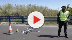 Un niño de 11 años que paseaba en bicicleta muere atropellado en Palencia