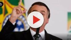 Em evento em escola de filha, Bolsonaro ataca 'ideologia de gênero'