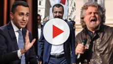 Crisi di governo, Grillo scrive sul suo blog: 'Salvini infiltrato dell'establishment'