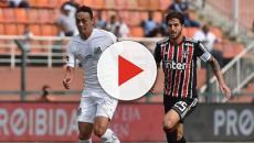 São Paulo e Santos duelam neste sábado pelo Campeonato Brasileiro