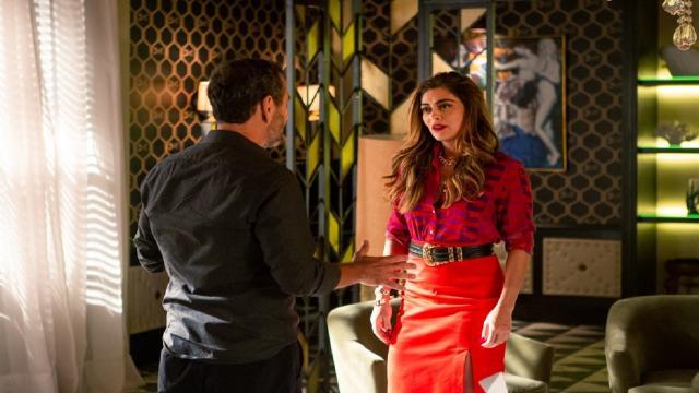 Adão deixará Maria da Paz perplexa com alerta sobre Josiane: 'sangue ruim'
