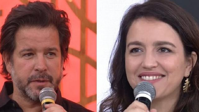 Murilo Benício está namorando autora da próxima novela das 21h da Rede Globo
