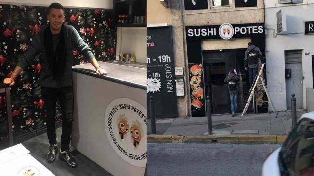 Kevin Guedj ferme son restaurant Sushi Potes à Marseille