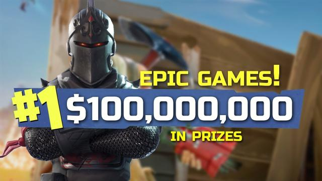 Fortnite Champion Series will have $10 million prize pool