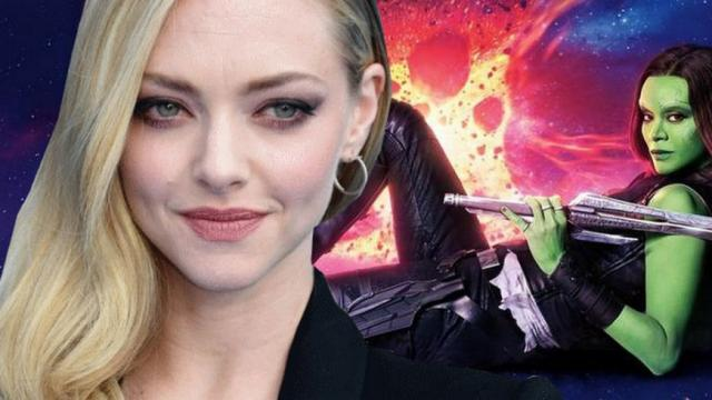 Amanda Seyfried diz que recusou papel em filme da Marvel por não querer ficar verde