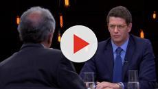 Ex-diretor do Inpe e ministro de Bolsonaro trocam farpas durante programa