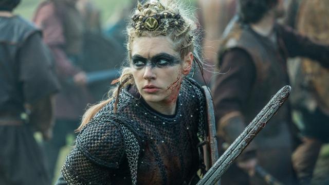 A personagem Lagertha mudará completamente na sexta temporada de 'Vikings'