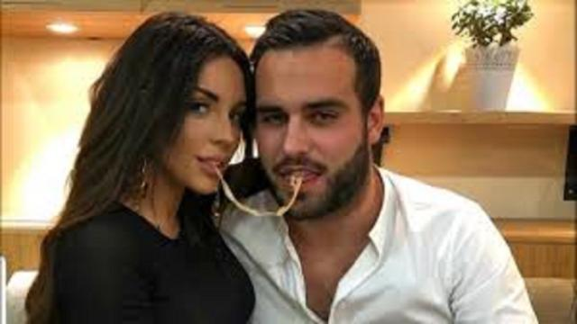 Nikola Lozina et Laura Lempika sont toujours ensemble