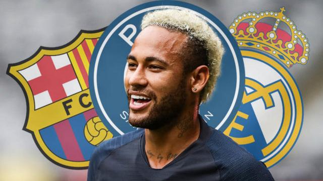 Mercato PSG : la 'folle trahison' de Neymar face au Real Madrid