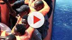 105 migrantes más son salvados por el Ocean Viking que tiene a bordo 356 personas