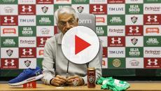Vice-Presidente do Fluminense cobra melhora de Fernando Diniz