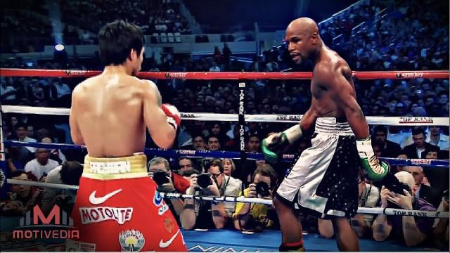 Floyd Mayweather should face Manny Pacquiao if he returns to the ring