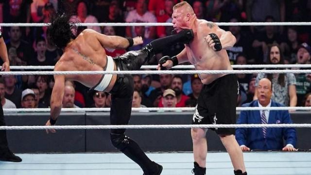 Stone Cold Steve Austin is all praises for Seth Rollins beating Brock Lesnar