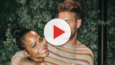 Matt Pokora et Christina Milian ont dévoilé le sexe de leur bébé