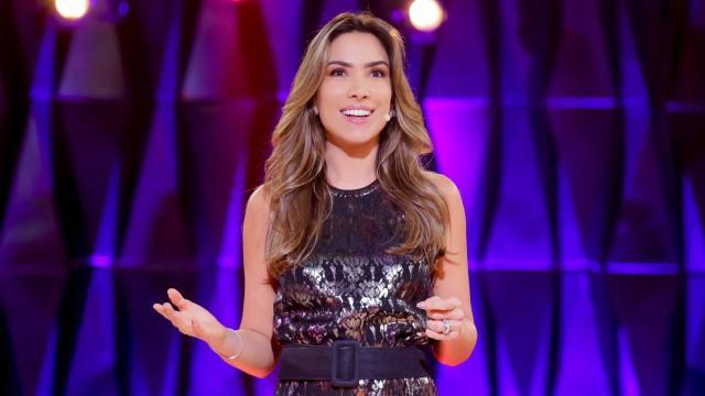 Patrícia Abravanel voltará com novo programa e promete disputar com Luciano Huck