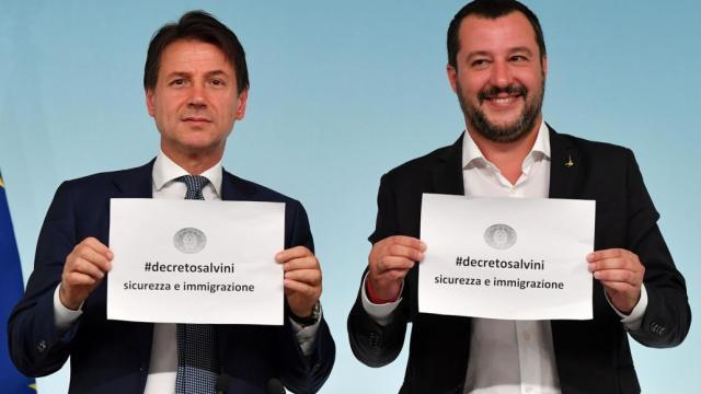 Il Ministro Salvini replica al Premier Conte: