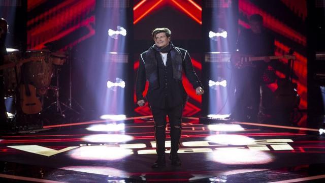 Paulo Ricardo participa de audição às cegas no The Voice e vira 4 cadeiras