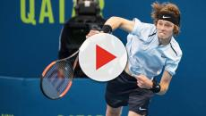 Rublev: 'Roger Federer è davvero di un altro livello'