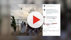 Inesperada boda de María Patiño: Se casa por sorpresa con Ricardo Rodríguez en Sri Lanka