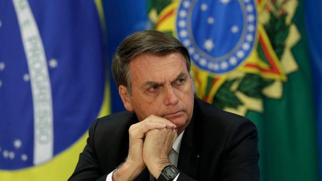 Bolsonaro falou que a Noruega seria aquela que mata baleias lá no Polo Norte