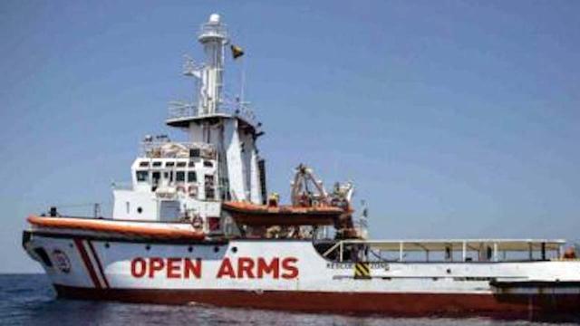 Open Arms, Salvini: 'L'emergenza medica è una balla, è solo l'ennesima presa in giro'