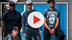 Van de grupo musical Sampa Crew se envolve em grave acidente